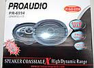 Автоакустика колонки динаміки в машину ProAudio PR-6994 (600 Вт колонки автоакустика овали, фото 4