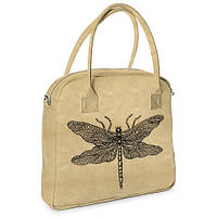 Женская сумочка Oxford Стрекоза 32х30х9 см (ZOXF_ILI032_ZZZ)