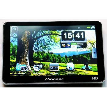 """Навігатор автомобільний GPS Pioneer PI-5710 HD 5"""" матрицею TFT HD процесор Mediatek 476МГц"""