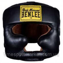ШЛЕМ BENLEE TYSON LEATHER HEADGUARD FULL FACE, фото 2