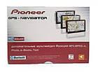 """Многофункциональный автомобильный Навигатор GPS Pioneer PI-5730 сенсорный экран 5"""" автонавигатор, фото 7"""