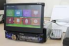 1din Магнитола  PI-903 GPS+TV  с навигационной системой GPS с программным обеспечением IGO 8, выдвижным, фото 5