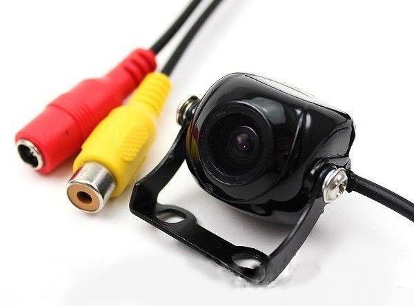 Камера заднього виду вологозахищена E860 міні-камера для машини