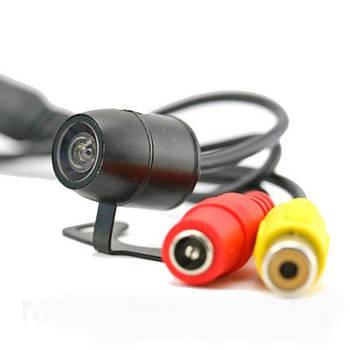 Відеокамера заднього огляду E-300 універсальна камера заднього виду міні-камера для машини