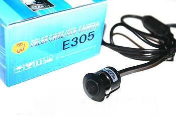 Камера заднього виду відеокамера для зовнішнього монтажу в машину E305 універсальна