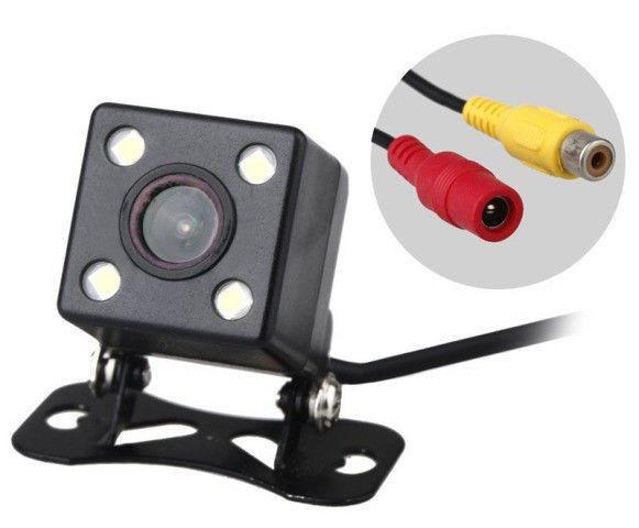 Автомобильная камера заднего вида E314 влагозащищенная угол обзора 140 градусов