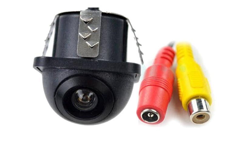 Камера заднего вида E318 мини камера в машину видеокамера для парковки для заднего обзора