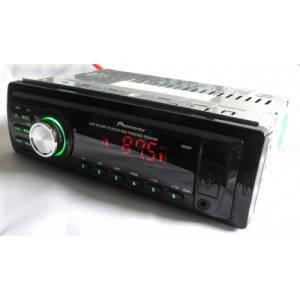 Автомобільна магнітола Pioneer 1042P / ISO USB флешки + SD карти пам'яті + AUX + FM (4x50W)