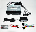 Магнитола автомобильная Pioneer 1042P / ISO USB флешки + SD карты памяти + AUX + FM (4x50W), фото 4