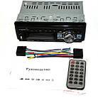 Магнитофон в машину Pioneer 1273Несъемная панель Usb+Sd+Fm+Aux пульт стандартная магнитола стильная подсветка, фото 5