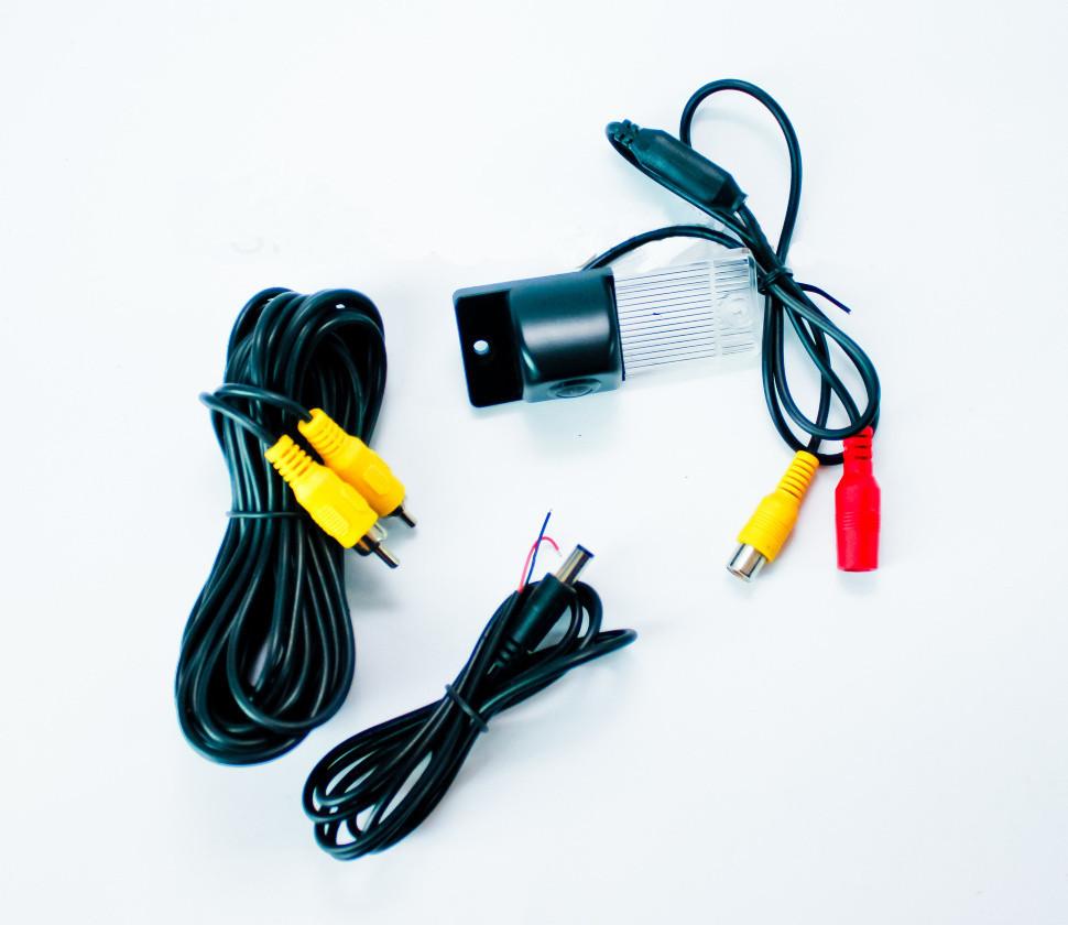 Автомобильная камера заднего вида 758 видеокамера мини в машину для парковки ночная 170 градусов обзор