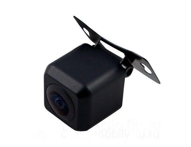 Универсальная камера заднего вида E-313 автомобильная виеокамера заднего обзора 170 градусов парковочная