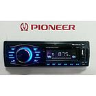 Автомагнитола Pioneer 1135 (1 USB с возможностью зарядки) магнитола 1 дин универсальная, фото 4