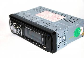 Автомагнитола стандартная  2032 магнитола универсальная красная подсветка FM тюнер