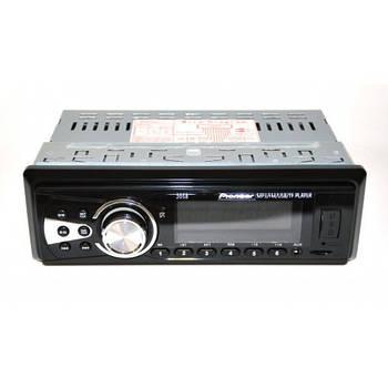 Універсальна автомобільна магнітола Pioneer 2058 стандартний типорозмір 1 DIN