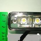 Дневные ходовые огни SKD-002 мощность 5 вт автофары ходовые противотуманные, фото 5