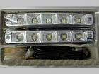 Фары светодиодные дневного света BF-03T дневные ходовые огни, фото 2