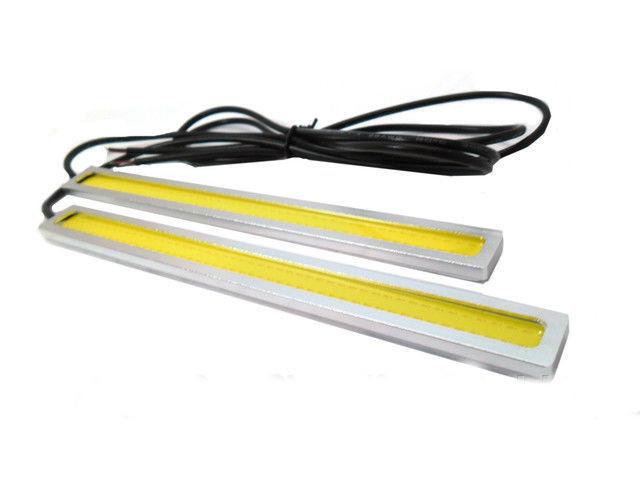 Дневные ходовые огни DRL DIY 2X6W LED автомобильные фары 6 вт универсальные