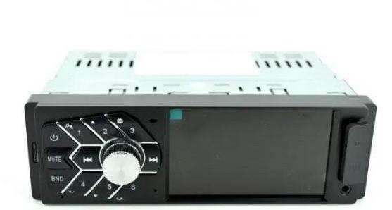 """Магнитола Bluetooth Видео-выход многофункциональная Pioneer 4114 + пульт 1 DIN 4.3"""""""