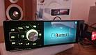 """Магнитола Bluetooth Видео-выход многофункциональная Pioneer 4114 + пульт 1 DIN 4.3"""", фото 2"""