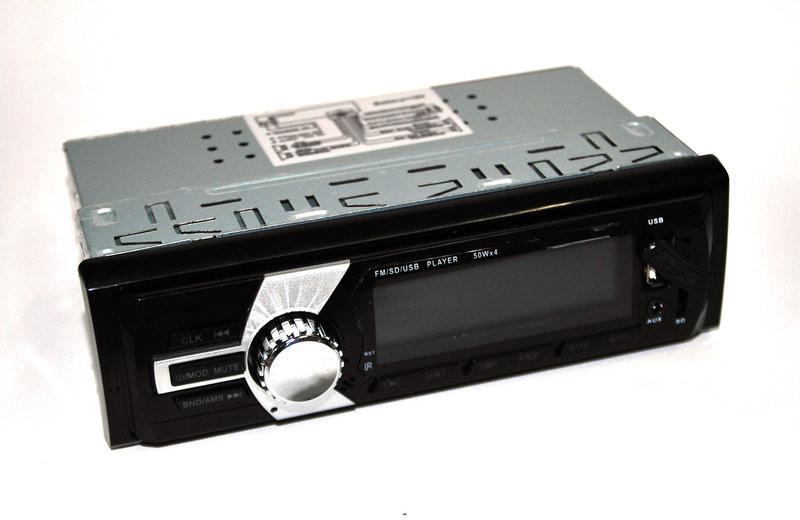 Магнитола в машинуPioneer 6240 MP3/SD/USB/AUX/FM практичная универсальная автомагнитола