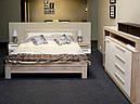 Комод лівий однодверний з ДСП в спальню Julietta Forte, фото 3