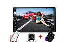 """Магнитола 2 дин  7010B автомагнитола с Экраном 7"""" дюймов сенсор + USB, SD, FM, Bluetooth+КАМЕРА!, фото 5"""