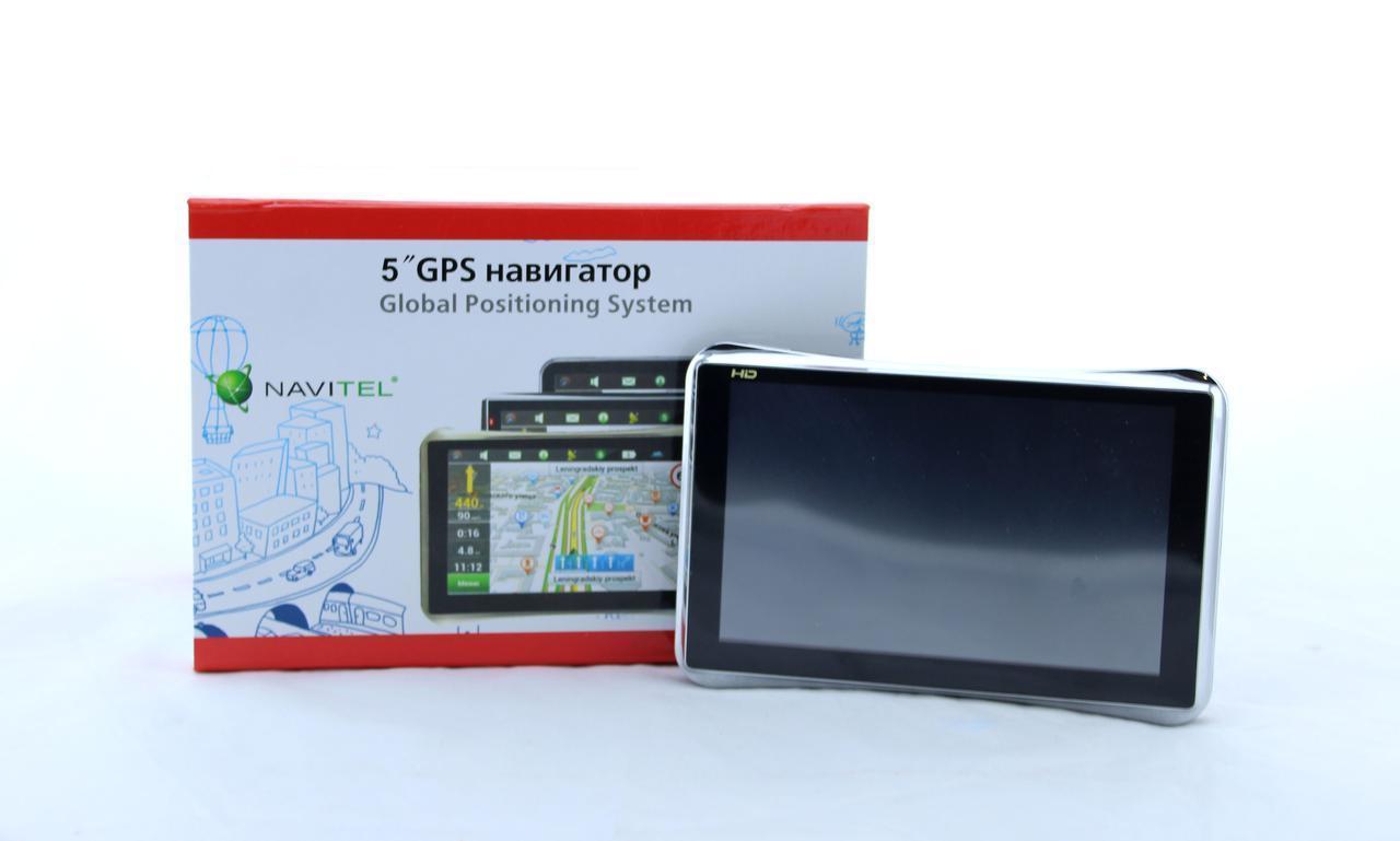 Навигатор автомобильный GPS NAVITEL 6008 ddr2-128mb, 8gb HD