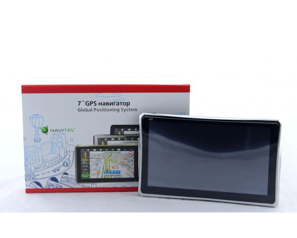 Автомобильный GPS навигатор Навител 7004 ram 256mb 8gb емкостный экран