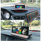 Відеореєстратор з GPS навігатором Junsun e26 Андроїд + камера заднього виду, фото 5