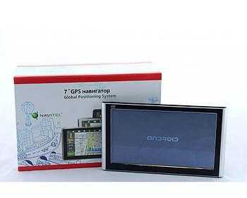 """Автомобільний GPS навігатор Navitel 7002 BT сенсорний екран 7"""" dd2-128mb, 8gb у машину навігатор"""