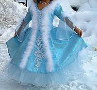 """Новогоднее платье""""Снегурочка"""""""