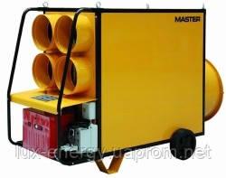 Мобильные дизельные теплогенераторы MASTER непрямого нагрева (с дымоходом), фото 2