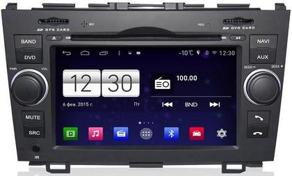 Автомагнитола штатная Honda CR-V 2007–2011 мультимедийная магнитола
