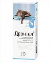 Drontal — таблетки от гельминтов для кошек 24 тб