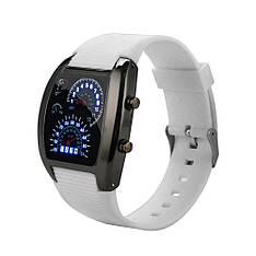 """Стильные силиконовые часы браслет """"Speed LED Watch"""""""