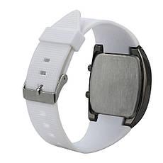 """Стильные силиконовые часы браслет """"Speed LED Watch"""", фото 3"""
