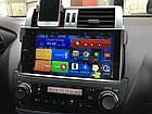 Штатная магнитола Toyota Prado 150 (2009-2013) Android 5.0.1, фото 4