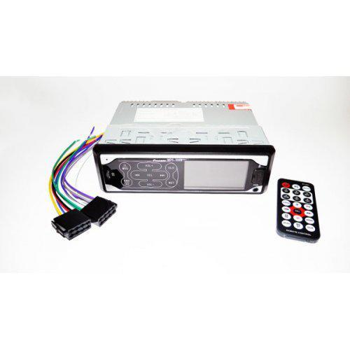 Автомагнитола с сенсорным дисплеем Pioneer 3884 ISO - MP3 Player, FM, USB, SD, AUX