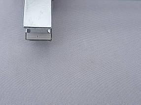 Плечики вешалки тремпеля для брюк и юбок хромированные металл, длина 35 см, фото 2