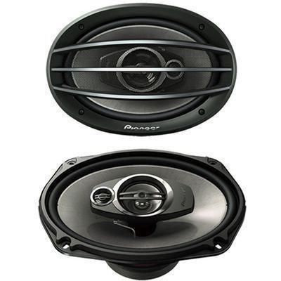 Автоколонки Pioneer TS 6964 акустика популярная в машину овалы колонки