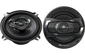 Автомобильные акустические динамики 13 см колонки Pioneer TS-1374