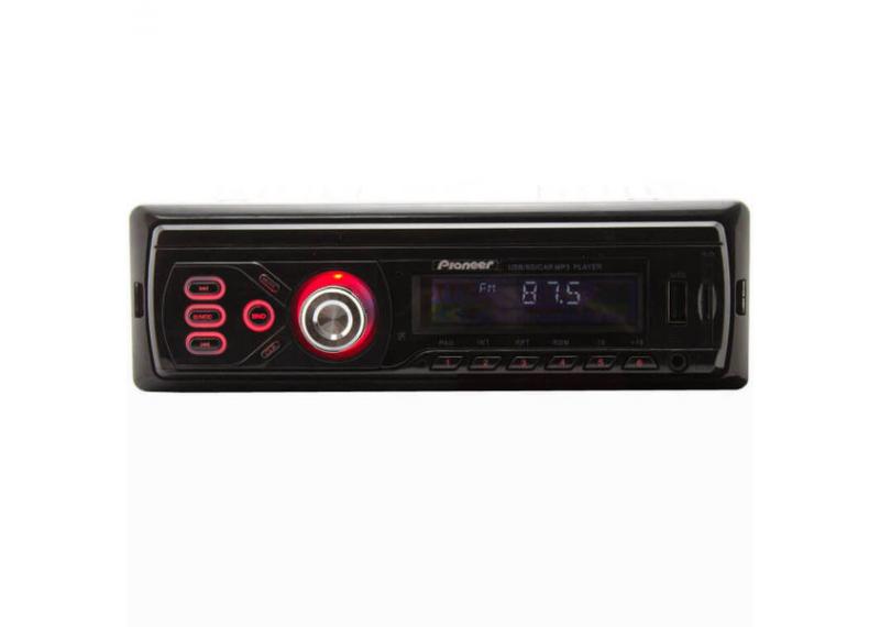 Автомагнитола с Bluetooth SP-1585 SD/MMC слот, поддержка магнитола универсальная