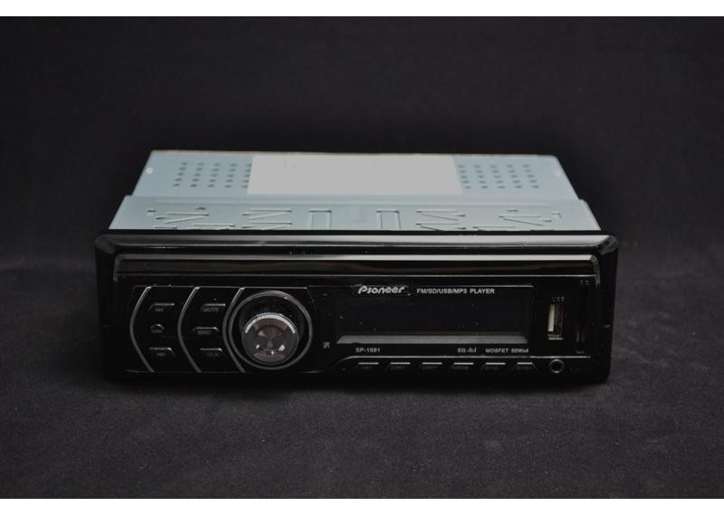 Автомагнитола Pioneer 1781 с RGB подсветкой без диска магнитола в машину