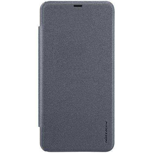 Чехол-книжка Nillkin Sparkle Black для Xiaomi Pocophone F1