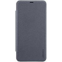 Чехол-книжка Nillkin Sparkle Black для Xiaomi Pocophone F1, фото 1