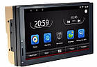 2 Din магнитола мультимедийная автомобильная GPS, WiFi, Bt Android 5+NAVITEL Pioneer 7037 с камерой, фото 4