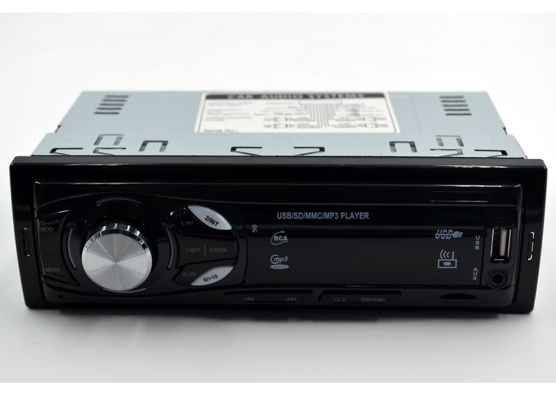 Автомагнитола Pioneer MVH-4007U ISO - MP3 Player, FM, USB, SD, AUX копия магнитола еврофишка