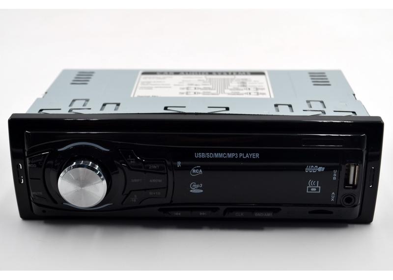 Магнитола автомобильная Pioneer MVH-4005U эврофишка - MP3 Player, FM, USB, SD, AUX копия