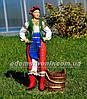 Садовая фигура Козак и Подолянка, фото 2